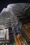 kuala Lumpur Petronas góruje fotografia royalty free
