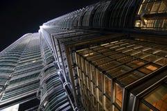kuala Lumpur Petronas góruje fotografia stock