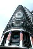 Kuala Lumpur petronas torn Arkivbilder