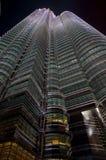 Kuala Lumpur - Petronas Towers Stock Images
