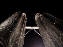Kuala Lumpur Petronas towers Malaysia Royalty Free Stock Photos