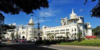 Kuala Lumpur Railway Station Royalty Free Stock Photo