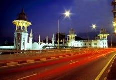 Kuala Lumpur Railway Station, Kuala Lumpur, Malaysia Stock Images