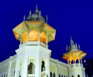 Kuala Lumpur Railway Station Royalty Free Stock Photos