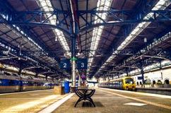 Kuala Lumpur Railway Station, Malásia Imagem de Stock Royalty Free