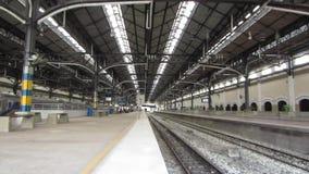 Kuala Lumpur Railway Station, Malaisie banque de vidéos