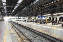 Kuala Lumpur Railway Station Royalty Free Stock Photography