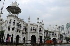 Kuala Lumpur Railway Station Stock Image