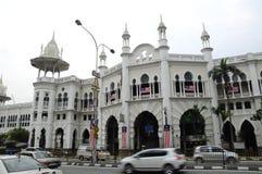 Kuala Lumpur Railway Station Royalty Free Stock Image