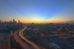 Kuala Lumpur ROL Zdjęcie Stock