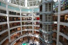 Kuala Lumpur shopping Stock Images
