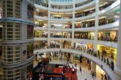 Kuala Lumpur Shopping Mall Arkivbilder