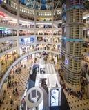 Kuala Lumpur shopping mall Stock Photos