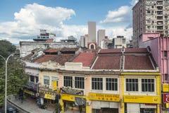 Kuala Lumpur Skyline Foto de Stock Royalty Free