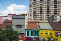 Kuala Lumpur Skyline Imagem de Stock