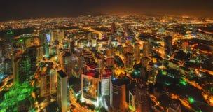Kuala Lumpur Skyline Malaysia images libres de droits
