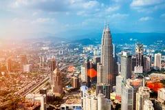Kuala Lumpur Skyline - Malaysia Stock Images