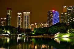 Kuala Lumpur Skyline Royalty Free Stock Photos
