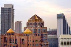 Kuala Lumpur Skyline Stock Image