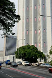 Kuala Lumpur skyscrapers Royalty Free Stock Photos