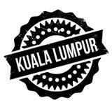 Kuala Lumpur stamp Stock Photo