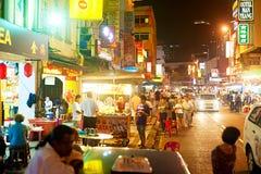 Kuala Lumpur street Royalty Free Stock Images