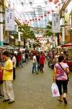 Kuala Lumpur Street Royalty Free Stock Photography