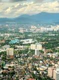 Kuala Lumpur at sunse Royalty Free Stock Image