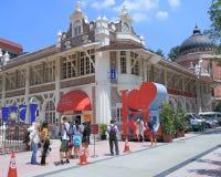 Kuala Lumpur-toerisme Royalty-vrije Stock Afbeelding
