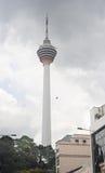 Kuala Lumpur torn arkivbild
