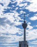 The Kuala Lumpur Tower also known as KL tower Stock Photo