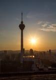 Kuala Lumpur Tower Stock Photography