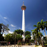 The Kuala Lumpur Tower Royalty Free Stock Photo