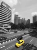 Kuala Lumpur traffic Stock Image