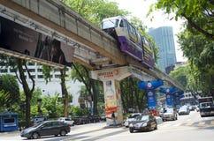 Kuala Lumpur transport Stock Photos