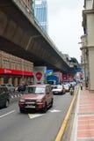 Kuala Lumpur-Transport Stockfoto