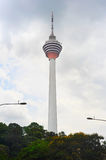 Kuala Lumpur TV Tower Royalty Free Stock Photo