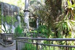 Kuala Lumpur-vogelpark Royalty-vrije Stock Afbeeldingen