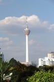 kuala Lumpur wieży Obraz Royalty Free