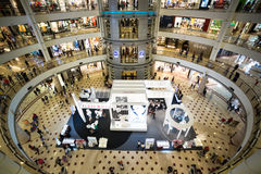 Kuala Lumpur zakupy centrum handlowe Zdjęcie Stock