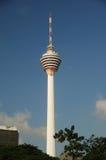 Kuala- Lumpurkontrollturm Lizenzfreies Stockbild