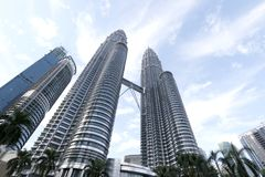 Kuala- Lumpurstadt Stockbild