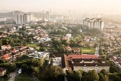 Kuala- Lumpurstadt Stockbilder