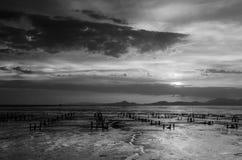 Kuala Perlis Sunset Immagini Stock