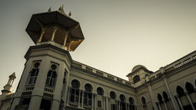 kuala stacja kolejowa Lumpur Obraz Royalty Free