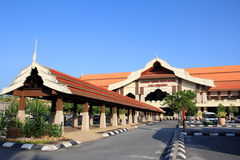Kuala terengganu airport Stock Image
