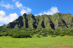 Kualoa Ranch Stock Photos