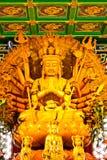 Kuan im Statue ist in Thailand heilig Lizenzfreie Stockbilder