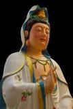 Kuan Yim, chinesische Göttin im chinesischen Tempel bei Phitsanulok, Thailand Stockbild