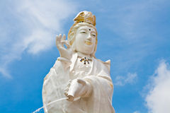 Kuan Yin image of buddha Royalty Free Stock Photography